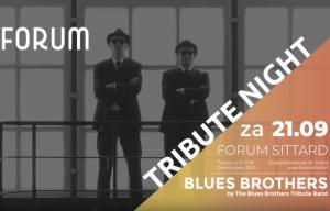 Ons laatste (openbare) optreden was bij: Tribute Night: Forum - Sittard