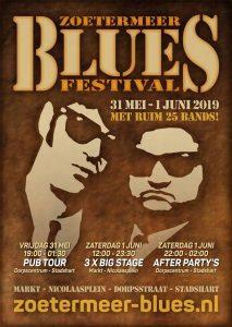Ons laatste (openbare) optreden was bij: Zoetermeer Blues Festival