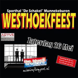 Ons laatste (openbare) optreden was bij: Westhoekfeest Munnekeburen